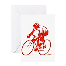 Bike Rights 3 Greeting Card