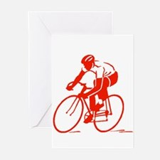 Bike Rights 3 Greeting Cards (Pk of 10)