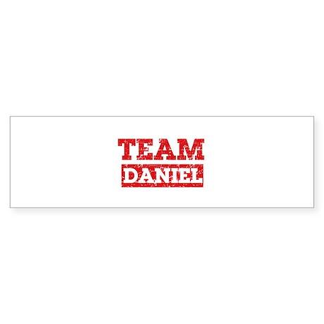 Team Daniel Sticker (Bumper)
