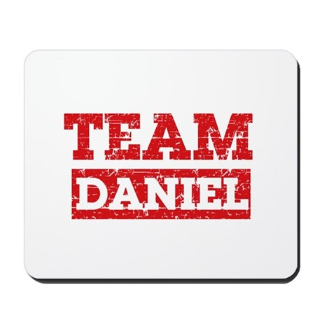 Team Daniel Mousepad