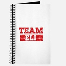 Team Eli Journal