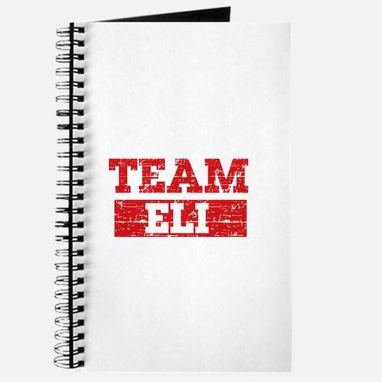 Team Eli Journal