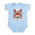 Berszten Coat of Arms Infant Creeper