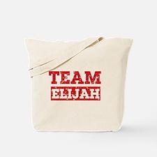 Team Elijah Tote Bag