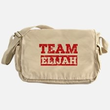 Team Elijah Messenger Bag