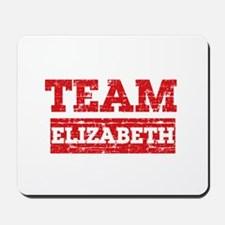 Team Elizabeth Mousepad