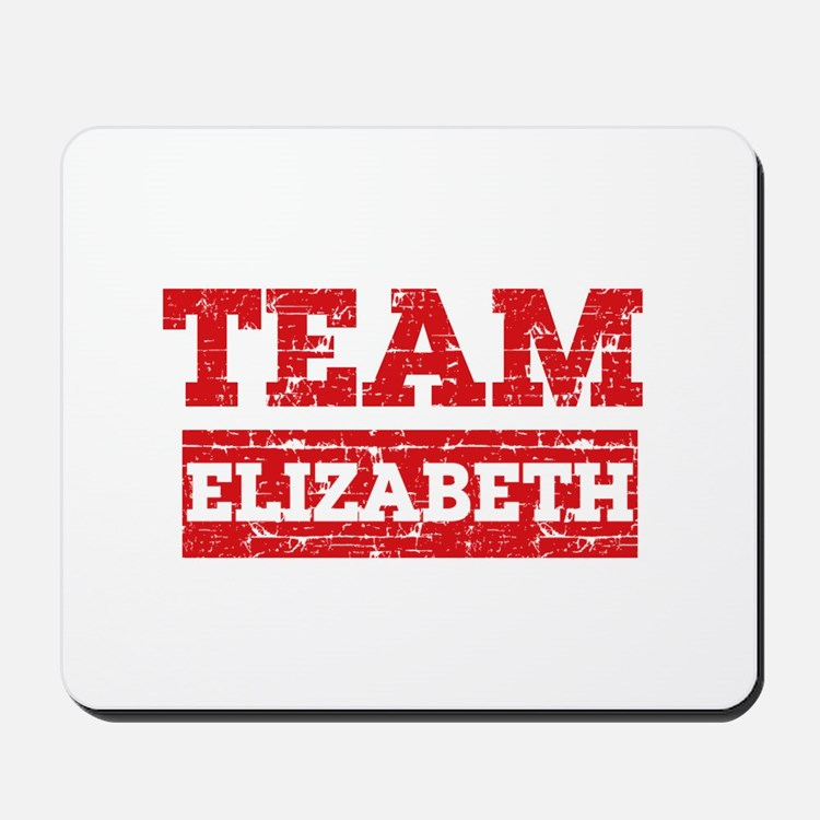 Team Elizabeth Mousepad