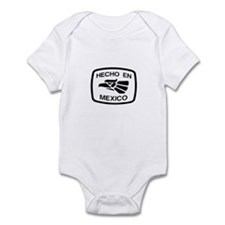 Hecho En Mexico - Made In Mex Infant Creeper