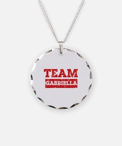 Team Gabriella Necklace