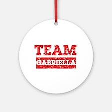 Team Gabriella Ornament (Round)