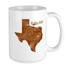 Cedar Hill, Texas (Search Any City!) Mug