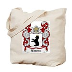 Berens Coat of Arms Tote Bag
