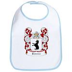 Berens Coat of Arms Bib