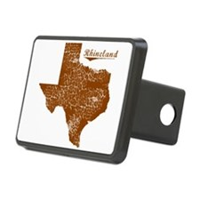 Rhineland, Texas (Search Any City!) Hitch Cover