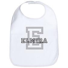 Elmira (Big Letter) Bib