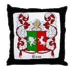 Bem Coat of Arms Throw Pillow