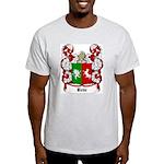 Bem Coat of Arms Ash Grey T-Shirt
