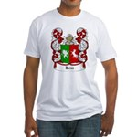 Bem Coat of Arms Fitted T-Shirt