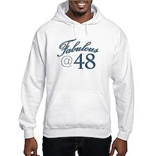 Fabulous at 48 Hoodie