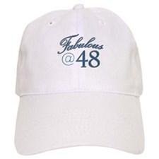 Fabulous at 48 Baseball Cap