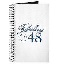 Fabulous at 48 Journal