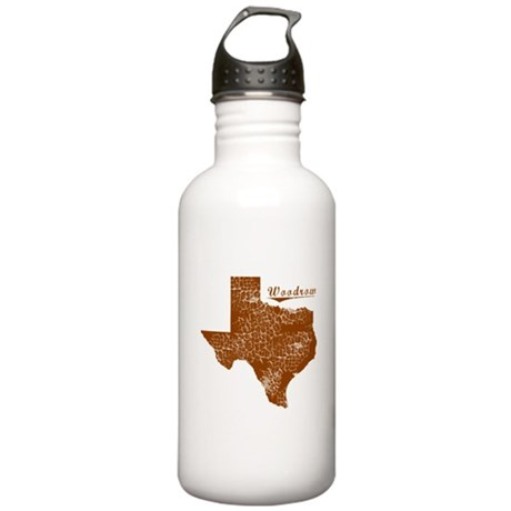 Woodrow, Texas (Search Any City!) Stainless Water