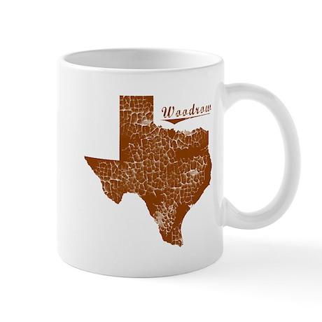 Woodrow, Texas (Search Any City!) Mug
