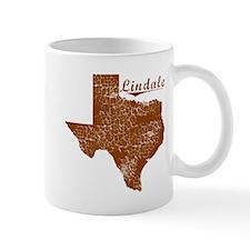 Lindale, Texas (Search Any City!) Mug