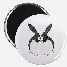 Dutch Rabbit. Magnet