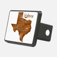 Sidney, Texas (Search Any City!) Hitch Cover