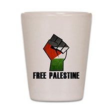 Cute Palestine Shot Glass