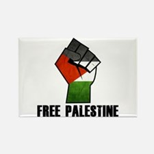Cute Free palestine Rectangle Magnet