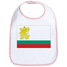 Bulgaria Naval Ensign Bib