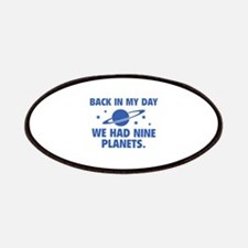 We Had Nine Planets Patches