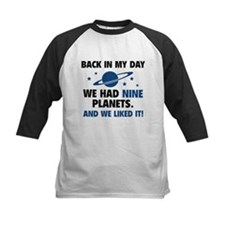 We Had Nine Planets Tee