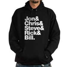 Classic yes line-up Hoodie