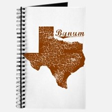 Bynum, Texas (Search Any City!) Journal