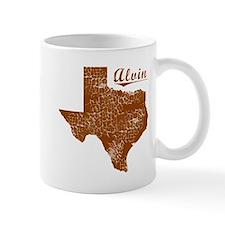 Alvin, Texas (Search Any City!) Mug