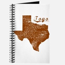 Togo, Texas (Search Any City!) Journal