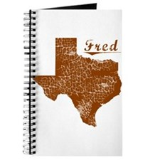Fred, Texas (Search Any City!) Journal