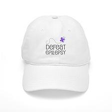 Defeat Epilepsy Baseball Cap