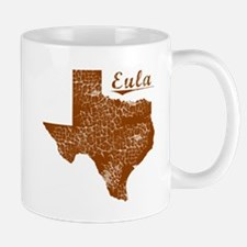 Eula, Texas (Search Any City!) Mug