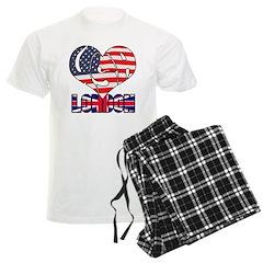 2012 USA London Pajamas