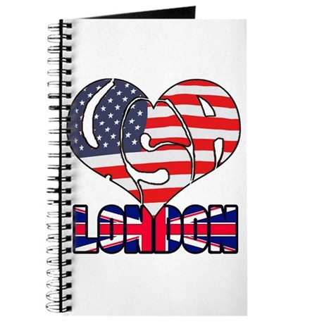 2012 USA London Journal