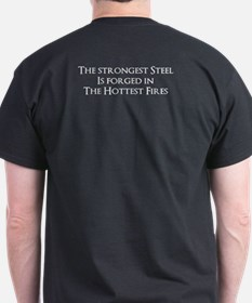 Strongest Steel T-Shirt