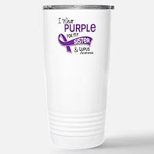 I Wear Purple 42 Lupus Travel Mug