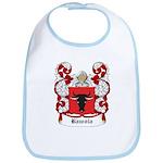 Bawola Coat of Arms Bib