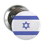 Israeli Flag Button