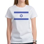 Israeli Flag Women's T-Shirt