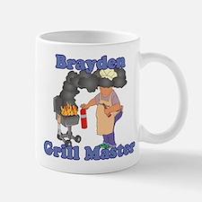 Grill Master Brayden Mug